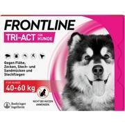 FRONTLINE Tri-Act Lsg.z.Auftropfen Hunde 40-60 kg