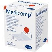 MEDICOMP Vlieskomp.steril 5x5 cm 4lagig