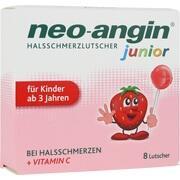 NEO-ANGIN junior Halsschmerzlutscher