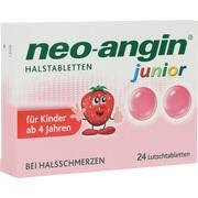 NEO-ANGIN junior Halstabletten