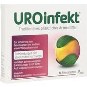 UROINFEKT 864 mg Filmtabletten