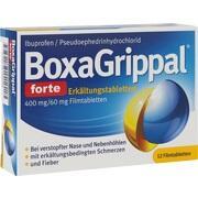 BOXAGRIPPAL forte Erkältungstab. 400 mg/60 mg FTA