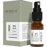 HERBLIZ CBD Mundspray 10% Olivenfrische