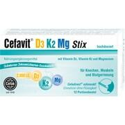CEFAVIT D3 K2 Mg 2.000 I.E. Stix Granulat