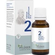 BIOCHEMIE Pflüger 2 Calcium phosphoricum D 12 Gl.