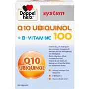 DOPPELHERZ Q10 Ubiquinol 100 system Kapseln