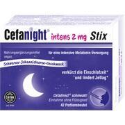 CEFANIGHT intens 2 mg Stix