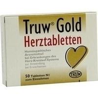 TRUW GOLD Herztabletten