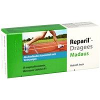 REPARIL-Dragees Madaus magensaftres.Tabletten
