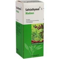 SALVIATHYMOL N Madaus Tropfen