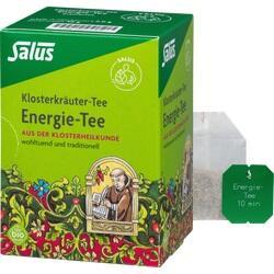 00221505, Energie-Tee Klosterkräuter-Tee bio Salus, 15 ST