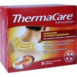 00707372, ThermaCare Nacken/Schulter Auflagen z.Schmerzlind., 6 ST