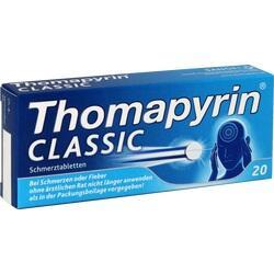 03046735, Thomapyrin CLASSIC Schmerztabletten, 20 ST