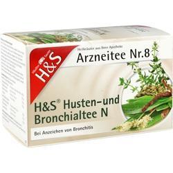 03796790, H&S Husten- und Bronchialtee N, 20X2.0 G