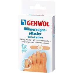 06812928, GEHWOL Hühneraugenpflaster mit Salicylsäure, 6 ST