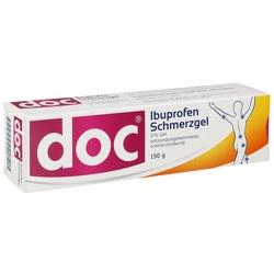 07770675, Doc Ibuprofen Schmerzgel, 150 G