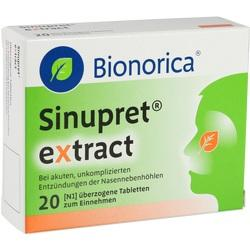 09285530, Sinupret extract, 20 ST
