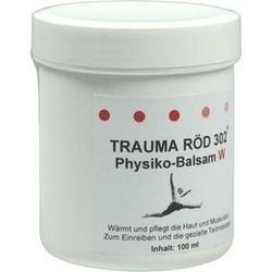 Trauma Röd 302 Physiko Balsam W