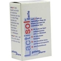 Lactisol Seife
