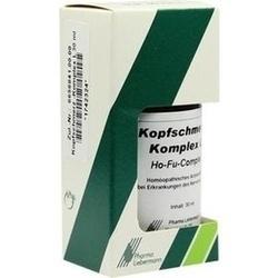 Kopfschmerz Komplex L Ho-Fu-Complex Tropfen