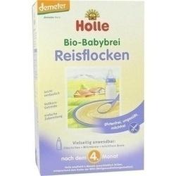 Holle Bio Babybrei Reisflocken