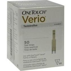 Onetouch Verio Teststreifen