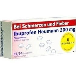 Ibuprofen Heumann 200 mg Filmtabletten