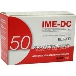 IME DC Blutzuckerteststreifen