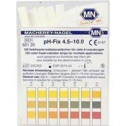 PH-FIX Indikatorstäbchen pH 4,5-10