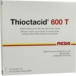 Thioctacid 600 T Injektionslösung