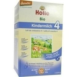 Holle Bio Kindermilch 4