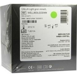 Wellion Calla Light Blutzuckermessgerät Set Mmol/l gr.