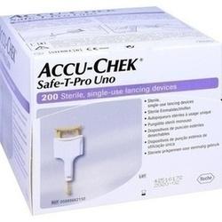 Accu-Chek Safe T Pro Uno II Lanzetten
