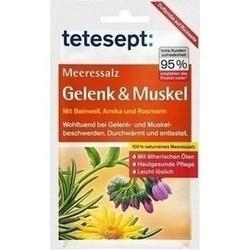 Tetesept Meeressalz Gelenk+Muskel