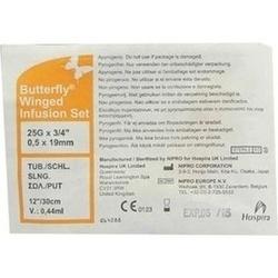 Butterfly Kanüle 25 G Orange