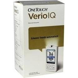 Onetouch Verio IQ Blutzuckermesssystem Mmol/l