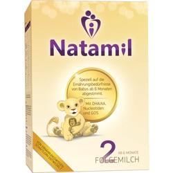 Natamil 2 Folgemilch Pulver