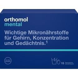 Orthomol Mental Granulat+Kapseln 15 Tagesportionen