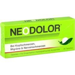 Neodolor Tabletten
