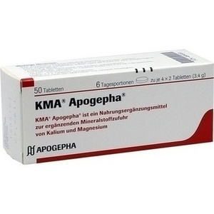 KMA Apogepha Tabletten