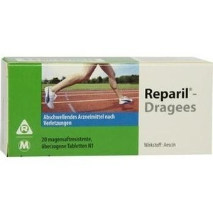 REPARIL Dragees magensaftresistente Tabletten