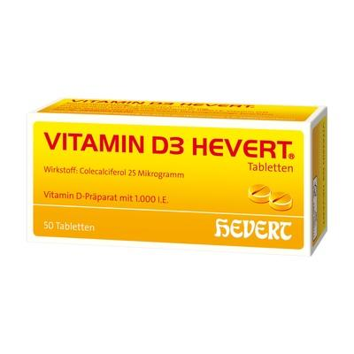 vitamin d3 hevert tabletten beipackzettel informationen apotheken umschau. Black Bedroom Furniture Sets. Home Design Ideas