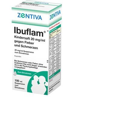 Ibuprofen 600 bei fieber