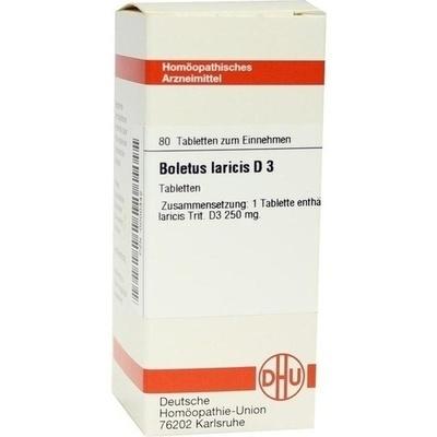 BOLETUS laricis D 3 Tabletten