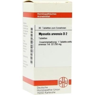 MYOSOTIS ARVENSIS D 2 Tabletten