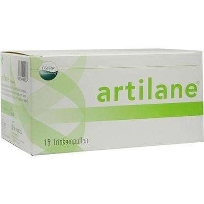 ARTILANE Trinkampullen