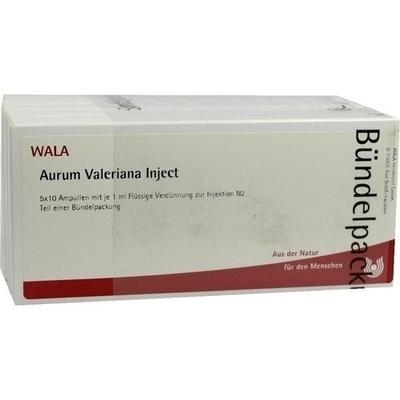 AURUM VALERIANA Inject Ampullen