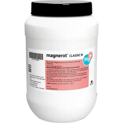 MAGNEROT CLASSIC N Tabletten
