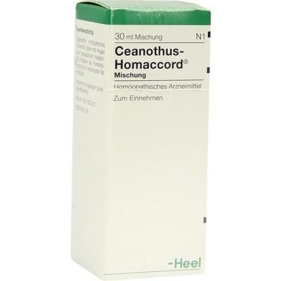 CEANOTHUS-HOMACCORD Liquidum