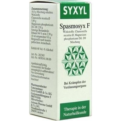 SPASMOSYX F Syxyl Lösung